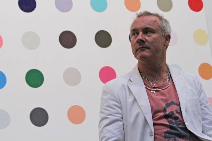 Your Guide to the Damien Hirst-Gagosian Gallery Split