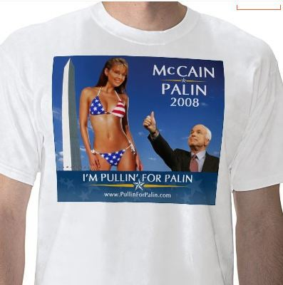 16 Sexist Sarah Palin Shirts That'll Probably Piss You Off