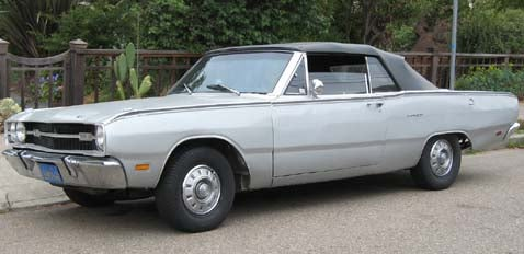 1969 Dodge Dart GT Convertible, With Bonus DOTS Of The Week Poll