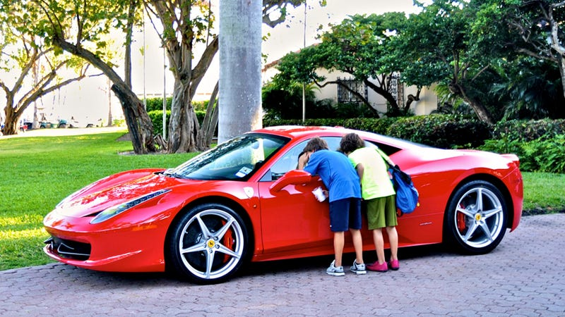 Ten Ways To Turn Your Kid Into A Gearhead
