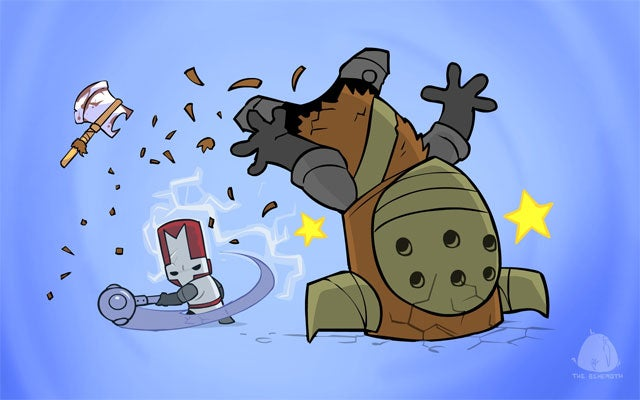 Two Million Xbox 360 Gamers Have Played Castle Crashers