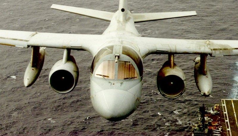 Lockheed Wants To Bring The S-3 Viking Back From The Dead