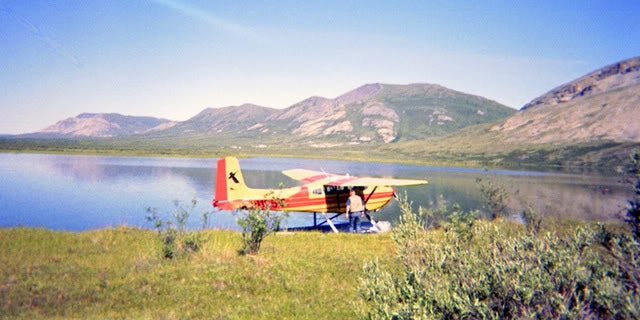 How To Land A Seaplane Without Water