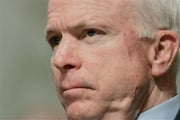 McCain In Most Pointless Scandal Anywhere, Ever