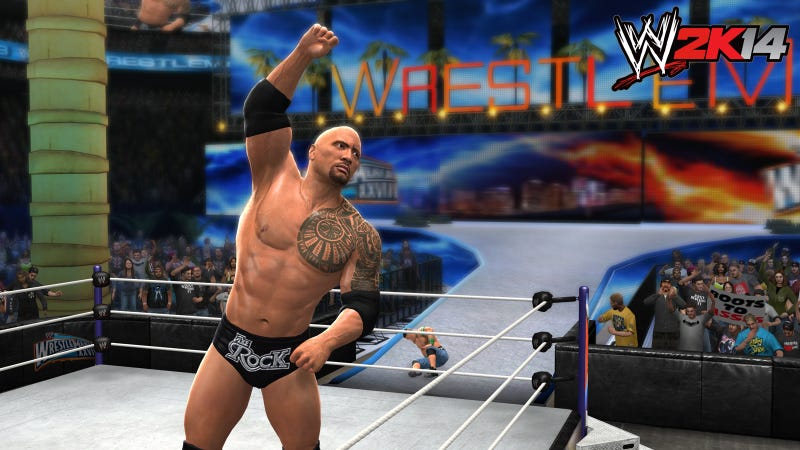 A Huge Roster Delivers '30 Years of Wrestlemania' to WWE 2K14