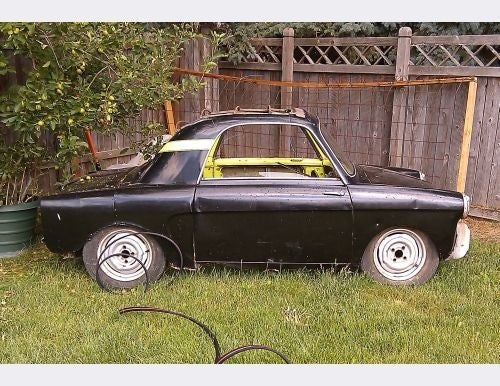What's The Best Engine For This Autobianchi Bianchina Hell Project?