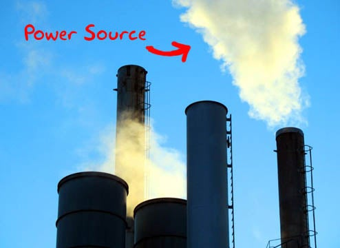 Electricity Generator Gets Its Power From Waste Heat