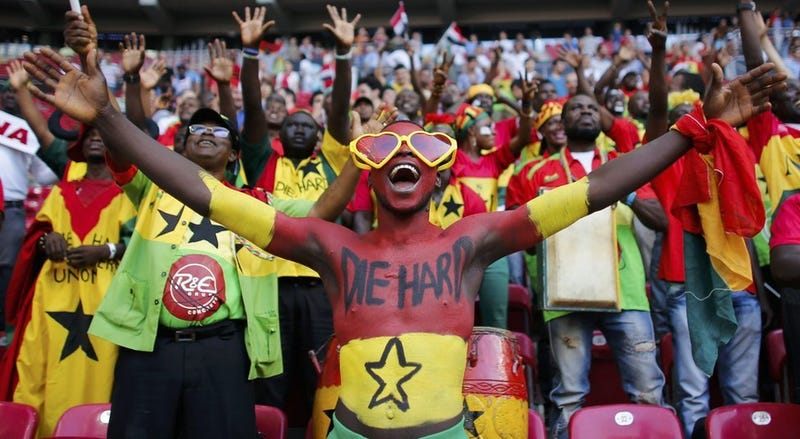 Ghana Is Rationing Electricity For Tonight's World Cup Match