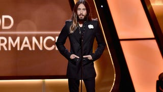 Might Jared Leto Get a Haircut Soon?