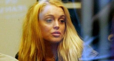 Lindsay Lohan's Little Italy BlackBerry Bodega Brouhaha