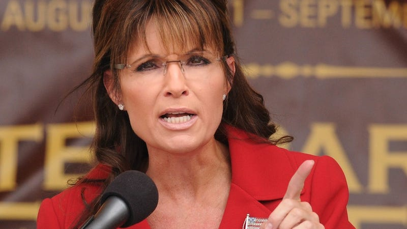 Sarah Palin Deludedly Dottering About 'Death Panels' Again