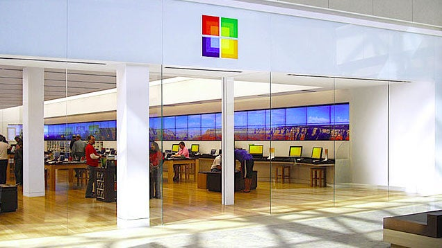 Get a Free PC Tune-Up and Tech Support from the Microsoft Store