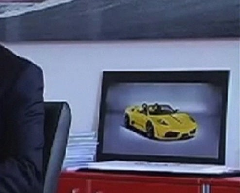 Ferrari F430 Scuderia Spider Accidentally Revealed In Low Resolution