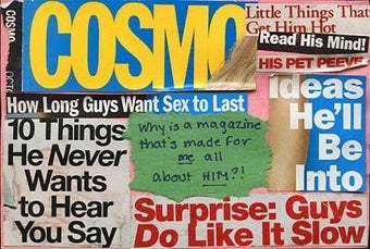 Cosmo Really Wants You To Love Your Sexy, Sexy Boobs