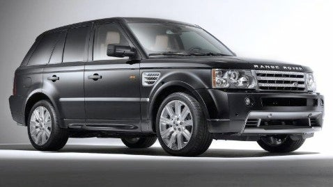 Limited! Edition! 2008 Range Rover Sport LE!