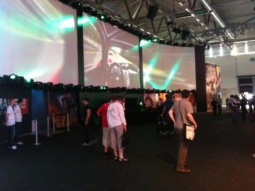 Gamescom Booth Blitz: Electronic Arts