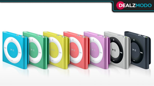 The Tiniest iPod Is Your Deal of the Day