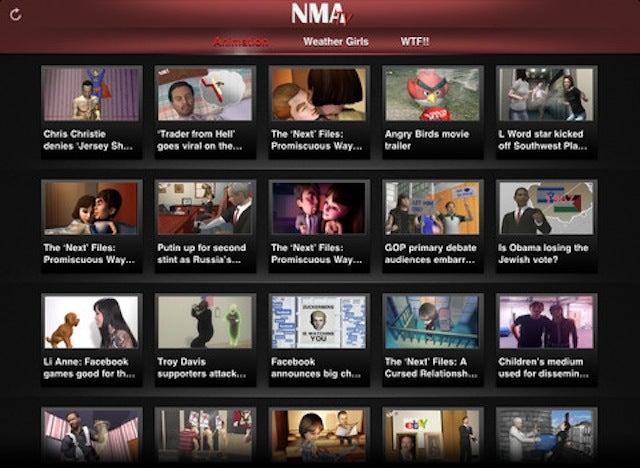 Codify, Aquaria, NMA.tv and More