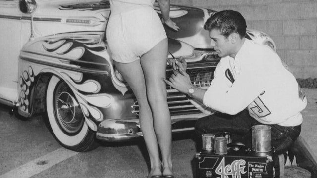 Dean Jeffries, Famous Hollywood Car Customizer, Dead At 80