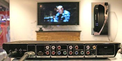 Wireless HDTV Proliferates Across CES Show Floor