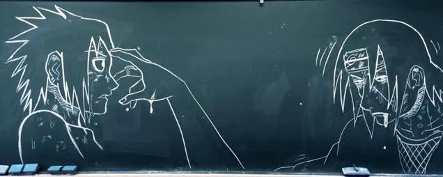 More Wonderful Chalk Art from Japanese Classrooms