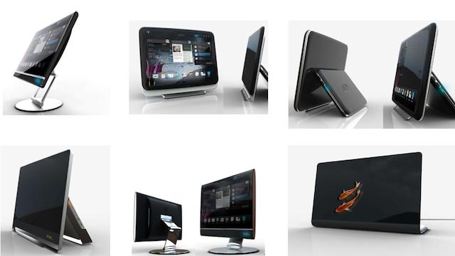 HP TouchSmart design Gallery 1