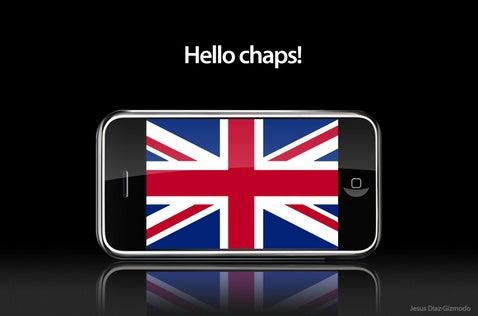 Apple UK Event: O2 Official iPhone Carrier, Arrives Nov. 9
