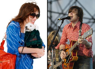 Parker Posey's Dog Has Its Own Ryan Adams Song!