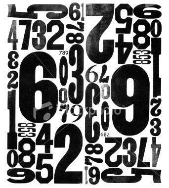 Numbers, ranked