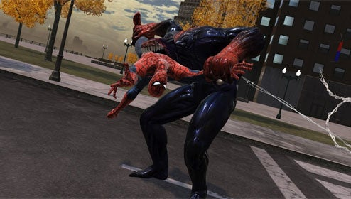 Spider-Man: Web Of Shadows Review: A Tangled Web