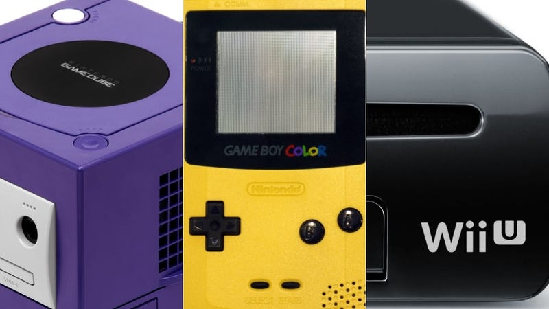 Three Nintendo Systems Share a Birthday Today