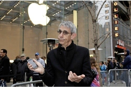 Was Apple Employee Choked By Law & Order Star?