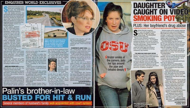 Do Christians Care Whether Bristol Palin Smoked Pot?