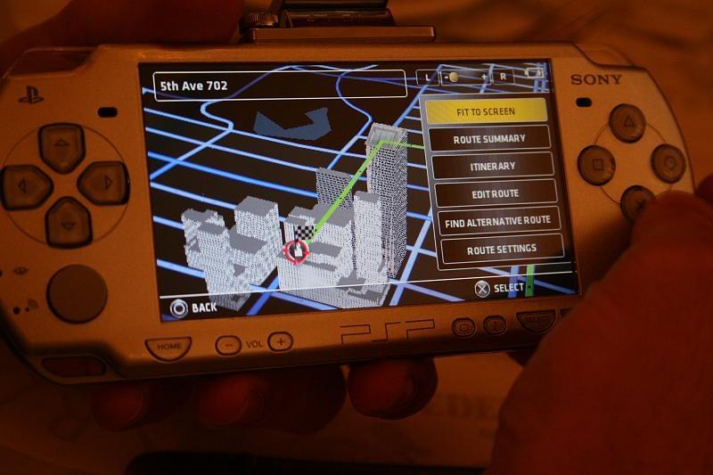 Sony Teases PSP GPS Dongle and App (Looks Good So Far)