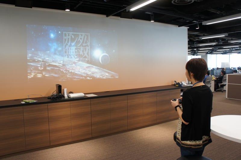 This Japanese (Social) Gaming Powerhouse Has Nice Digs