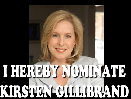 "Kreepie Kats in ""I Hereby Nominate Kirsten Gillibrand to Fill the Senatorial Vacancy in My Pine Scented Underpants"""
