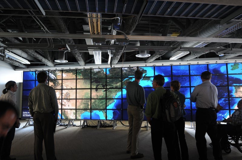 Hiperspace Is the World's Highest Resolution Display