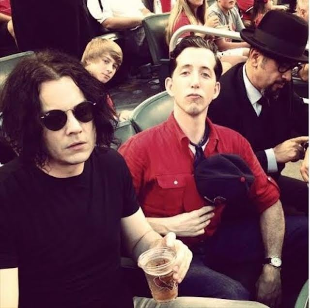 Jack White, Surly Baseball Fan Dates Back To At Least 2012