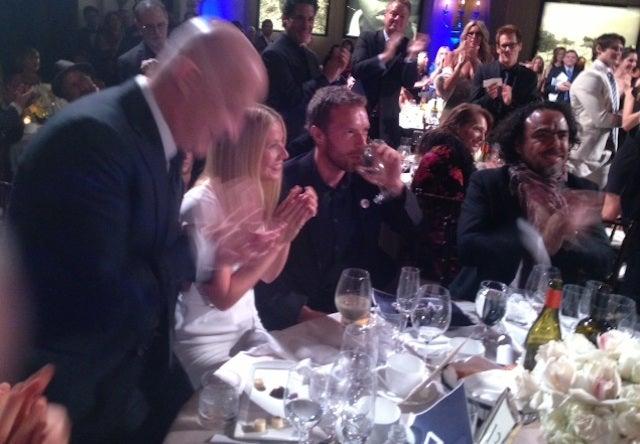 Fuck You Too, Piers Morgan: Crashing Sean Penn's Golden Globes Party