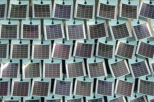 GROW Shingles Shame Leaves and Solar Panels