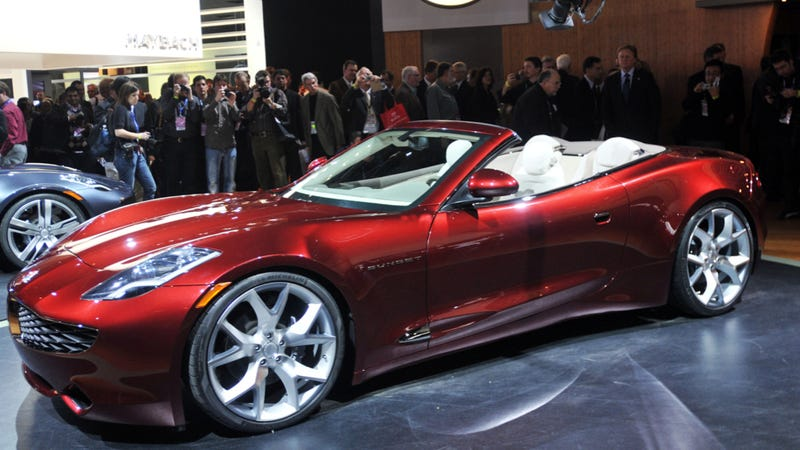 Fisker Reportedly Lost $557,000 On Every Karma