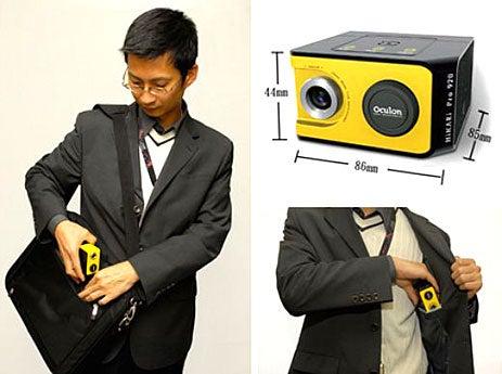 Oculon Hikari Pro920 Pocket Projector Debuts for $299