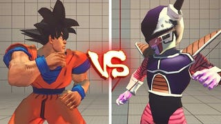 <i>Street Fighter</i> Mod Lets You Recreate Goku vs Frieza Showdown