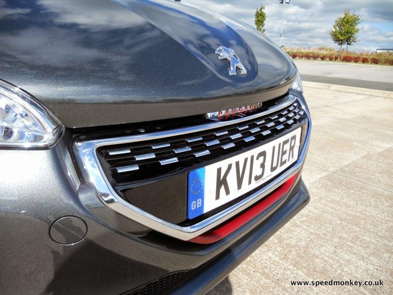 2013 Peugeot 208 GTI review
