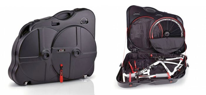 When Cyclists Are Forced to Fly, There's This Bicycle Luggage