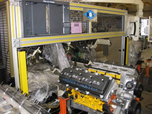 Chrysler Auctioning Off An Entire HEMI Assembly Line