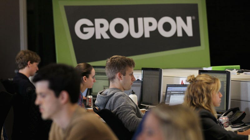 Groupon Triples Its Losses
