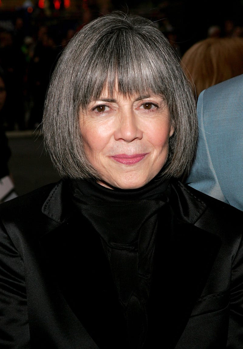 Noted Christian Anne Rice Ditches Christianity