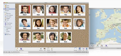 iPhoto 8.0.2 Update Improves Recognition, Geotagging; Still Sees Faces in Cookie Dough