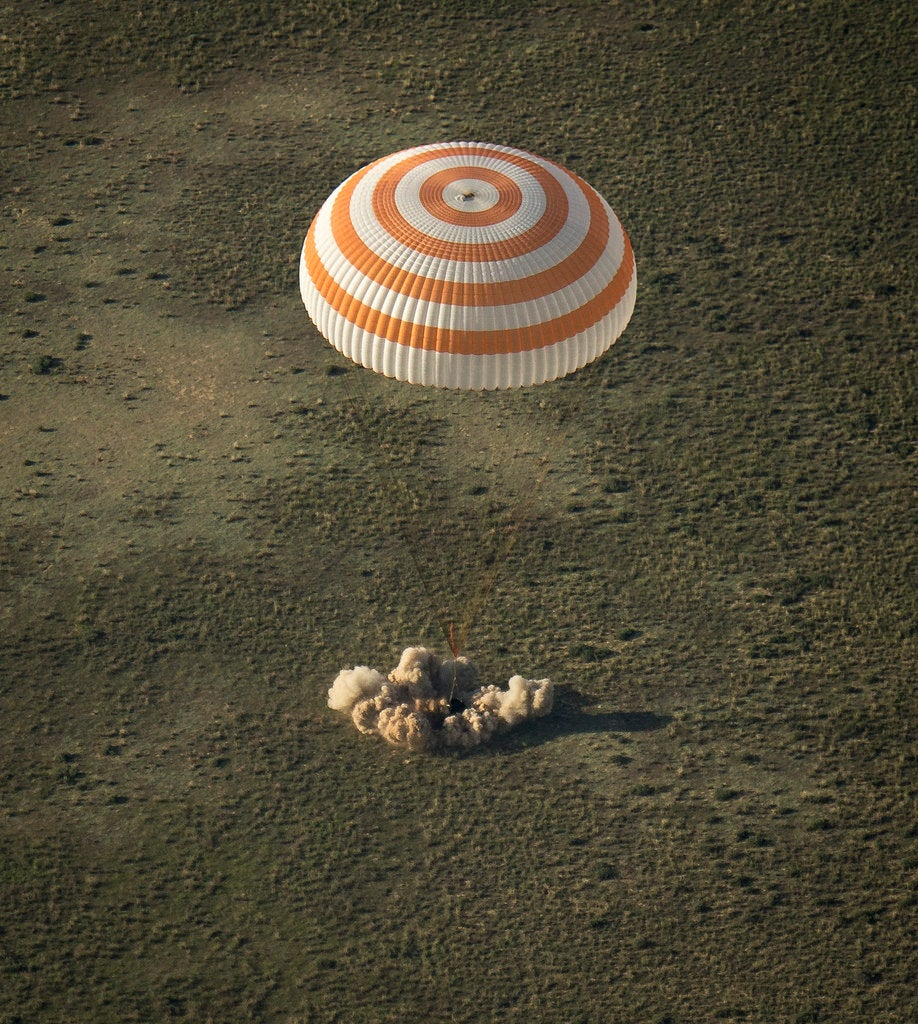 Six Months Later, Expedition 39 Safely Returns to Earth